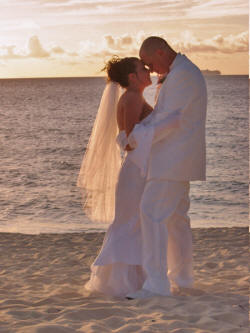 Bucuti & Tara Beach Resorts - Wedding on the beach