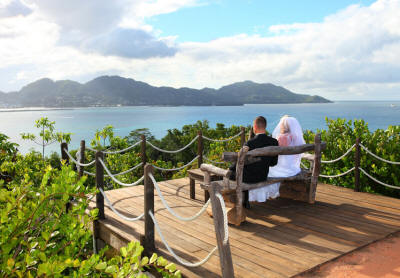 The perfect place for a romantic honeymoon