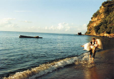Anse Chastanet - Wedding at the resort
