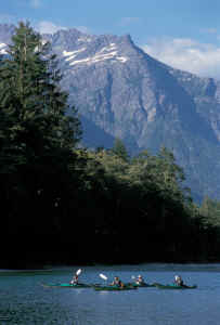 Clayoquot Wilderness Resorts - The Bedwell River Outpost