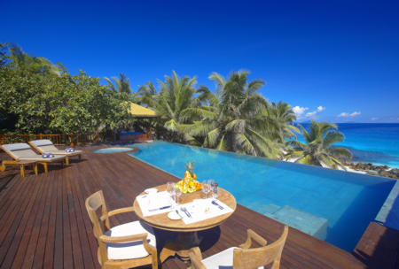 Fregate Island Private - Swimming pool