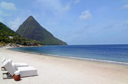 Sugar Beach - A Viceroy Resort (St. Lucia, W.I.)