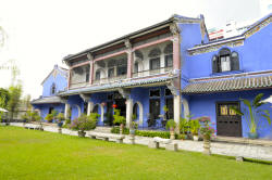 The Blue Mansion (Penang - Malaysia)