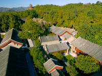 Aman at Summer Palace - Aerial view