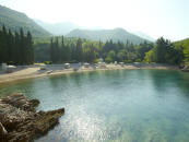 Aman Sveti Stefan - Queen beach & bay