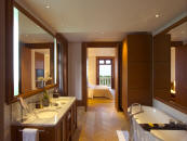 Aman Sveti Stefan - Suite bathroom
