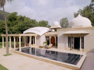 Amanbagh - Pavillon Piscine