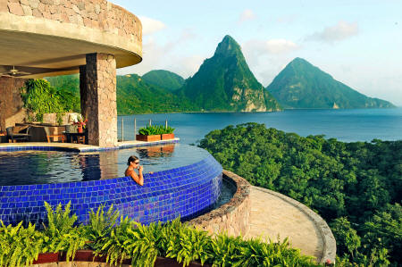 Jade Mountain - Stunning views from your own sanctuary