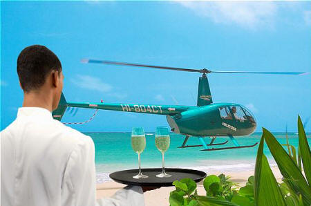 VIP airport transfer and welcome at Sivory Punta Cana