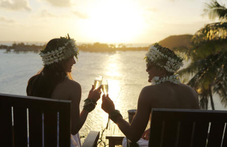 Sofitel Bora Bora Marara Beach Resort - A romantic place to be with your beloved one ...