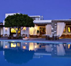 Yria Hotel Resort (Paros - Greece)